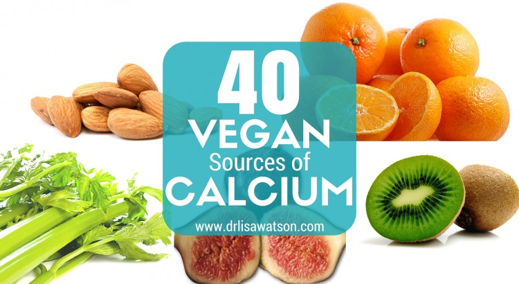 40 vegan sources of calcium