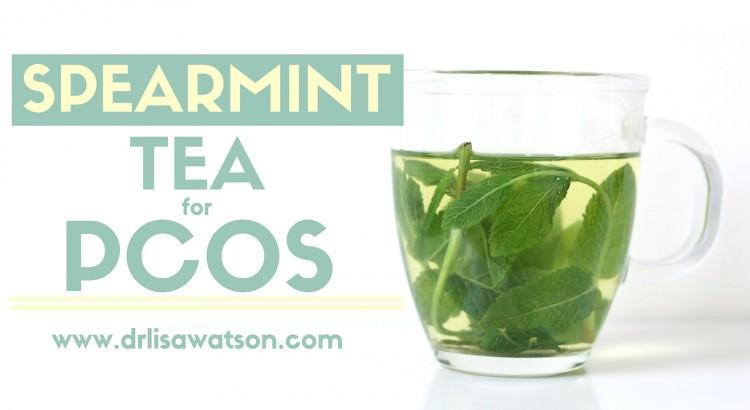 Spearmint tea for PCOS