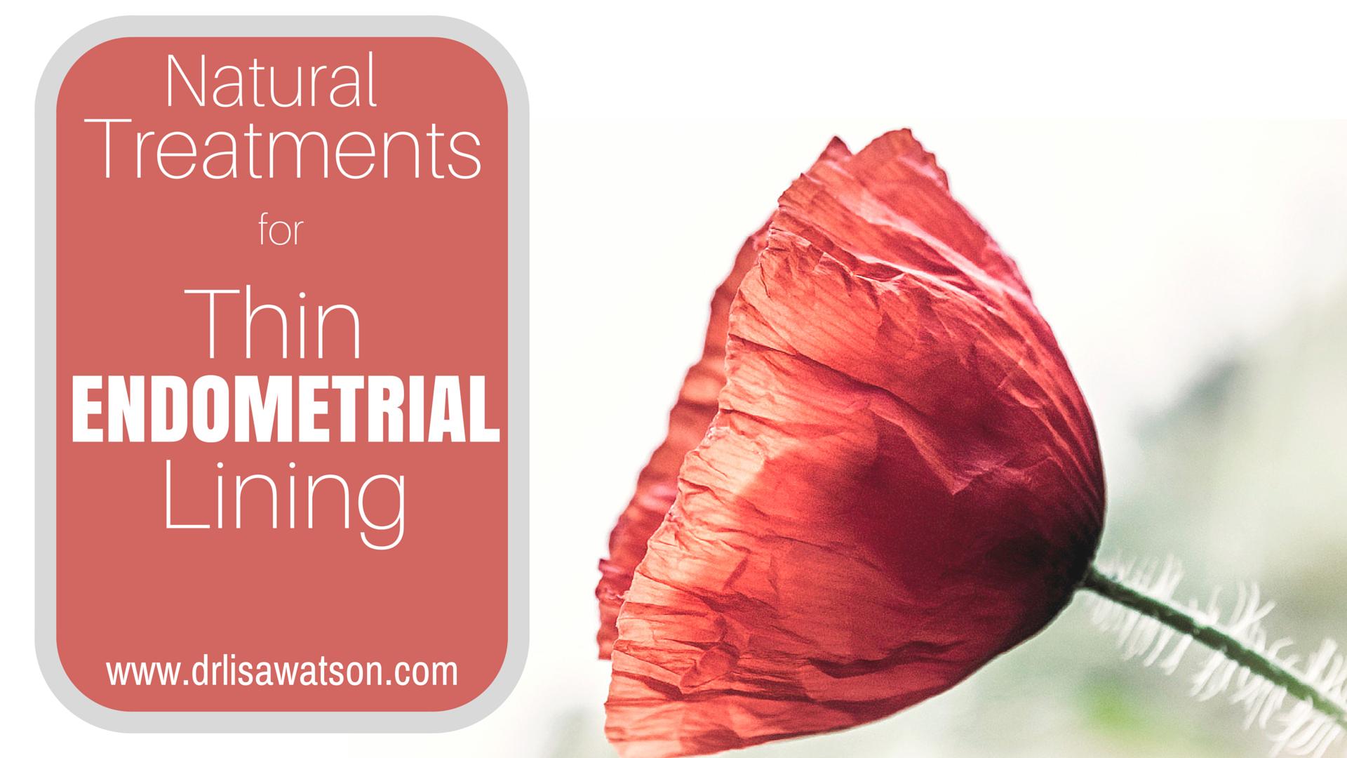 Clomid and thin uterine lining