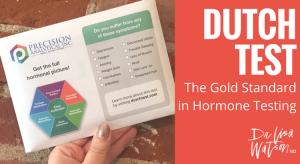 DUTCH test, hormone testing,hormone test, women's hormones, hormone health